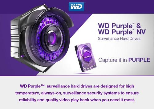 disco duro 4tb western digital purple.
