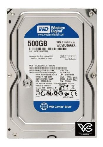 disco duro  500gb 3.5 sata pc dvr 100% nuevo wd samsung sega