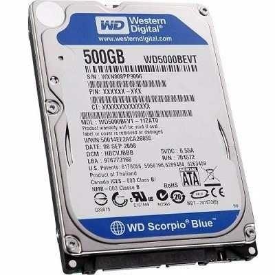 disco duro 500gb laptop
