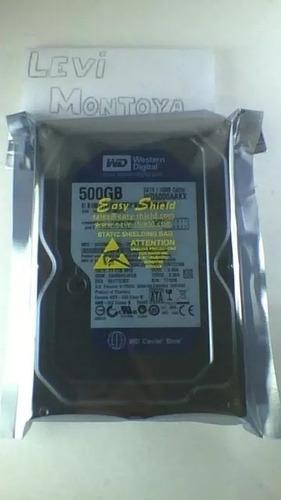 disco duro 500gb pc dvr cpu nuevo y sellado + garantía