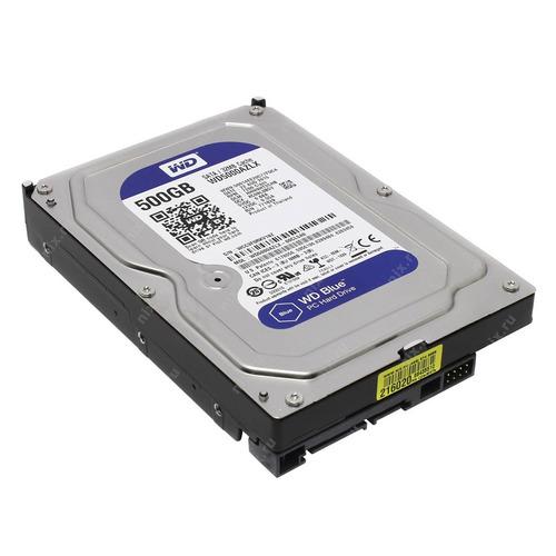 disco duro 500gb sata 7200rpm 3.5 + garantia