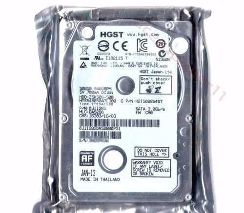 disco duro 500gb sata laptop 2.5 5400rpm sellado de fabrica!