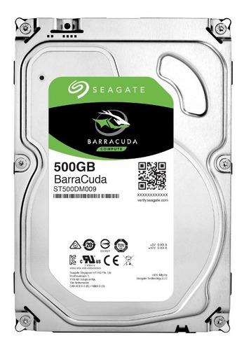 disco duro 500gb seagate 500gb 7200rp 0 horas 0 horas