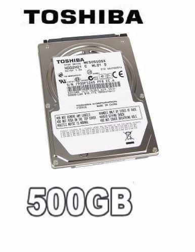 disco duro 500gb toshiba nuevo