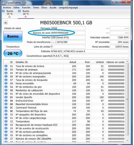 disco duro 500gb wd black