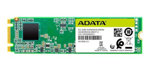 disco duro adata ssd m.2 sata su650 3d nand 240gb