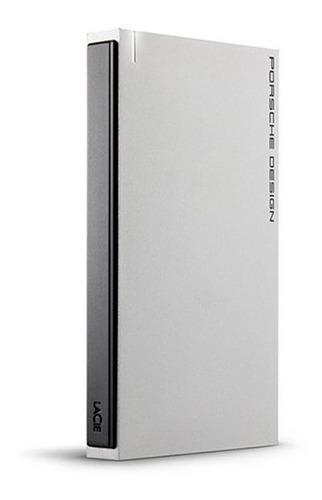 disco duro de 1tb externo lacie porsche design 2.5  p922