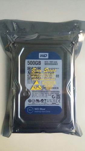 disco duro de 500 gb para dvr y pc nuevos sellados 0 horas