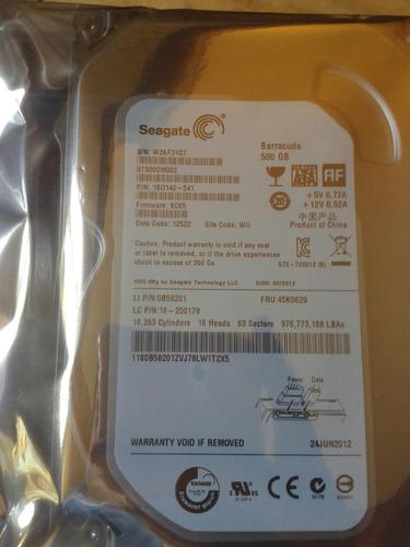disco duro de 500gb 3.5 7200rpm toshiba seagate wd. pc y dvr