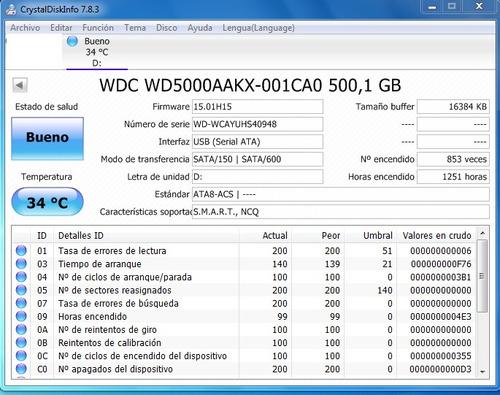 disco duro de 500gb sata