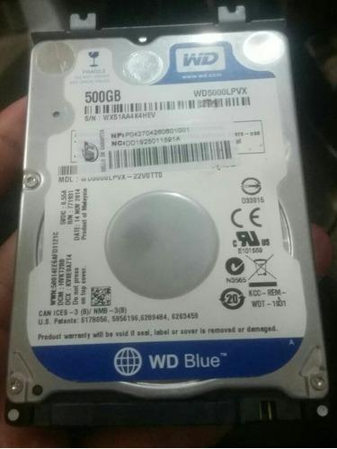 disco duro de 500gb sata laptop, dvr, ps3,xbox 100%perfectos