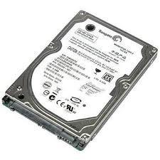 disco duro de laptop 320gb gb 7200rpm seagate