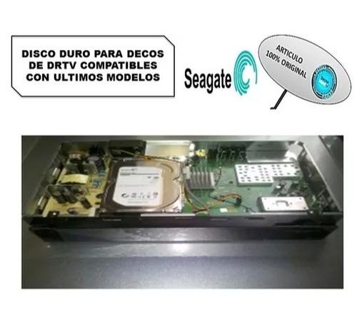 disco duro decodificador directv hd 500 gb