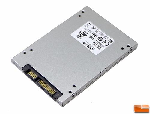 disco duro estado solido kingston ssd uv400 120gb gamer lapt