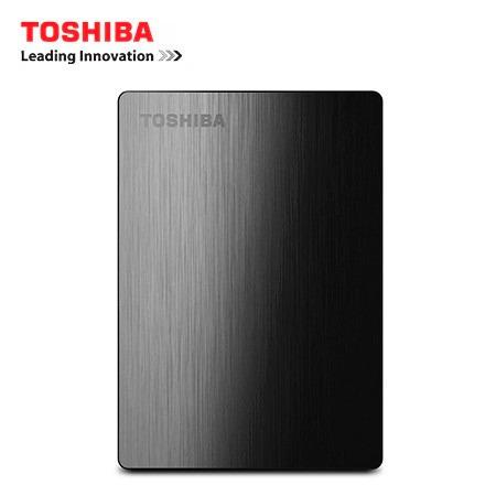 disco duro ext. toshiba 1tb canvio slim ii black 3.0
