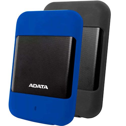 disco duro externo 1tb adata hd700 usb 3.1 uso rudo colores