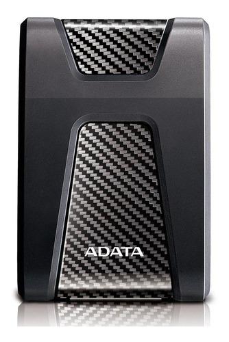 disco duro externo 1tb adata negro ahd650 antigolpes