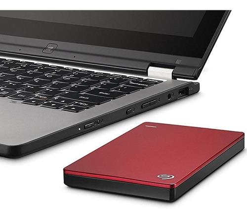 disco duro externo 1tb portátil seagate 2.5 ultradelgado usb 3.0