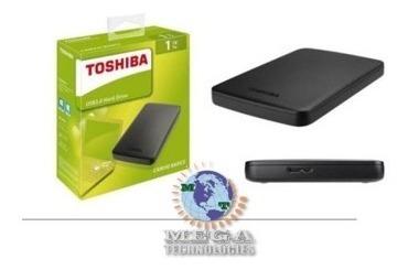 disco duro externo 1tb toshiba originales nuevos 1000gb