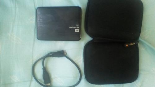 disco duro externo 1tb western digital 3.0