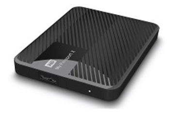 disco duro externo 2.5 3tb wd mypass x usb3.0 black - tecsys