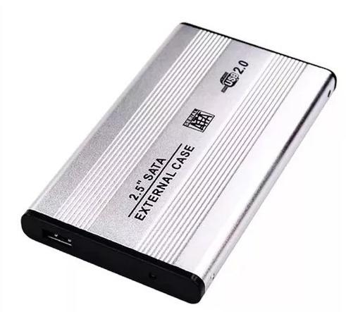 disco duro externo 250 gb samsung - seagate portatil