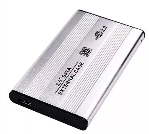 disco duro externo 320 gb samsung portatil usb 2.0 25trumps