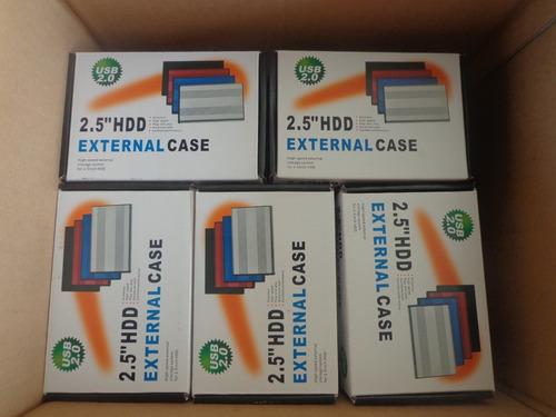 disco duro externo 320gb usb 2.0 (case+disco) oferta!!!