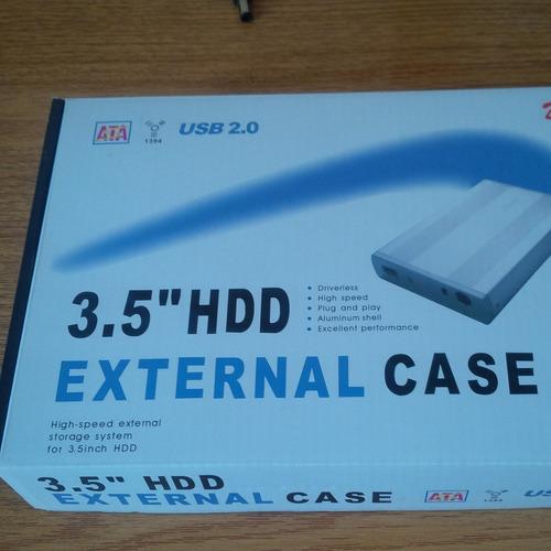 disco duro externo 3,5  sata 500gb