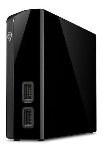 disco duro externo 4tb seagate backup plus hub, -envio