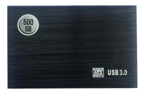 disco duro  externo 500 gb usb 3.0