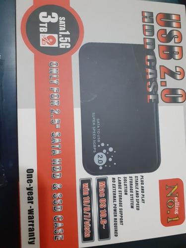 disco duro externo 500gb 2.0 usb 500gb (xbo,ps3,pc,respaldo)