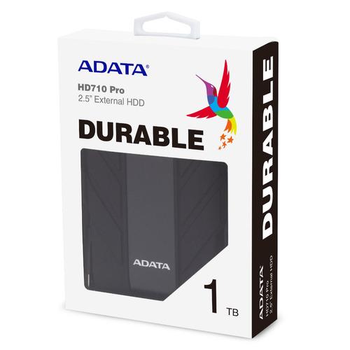 *disco duro externo adata 1tb hd710p negro antigolpes