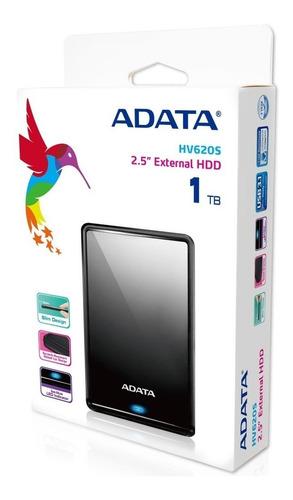 disco duro externo adata hv620s 2.5 1tb usb 3.0