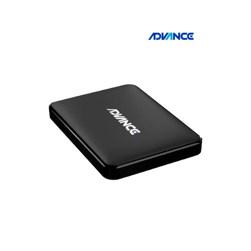 disco duro externo advance hde500 usb 3.0 500gb 2.5  black