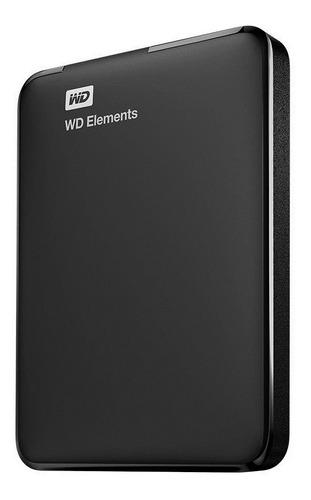 disco duro externo extraible 2tb usb 3 western digital nuevo