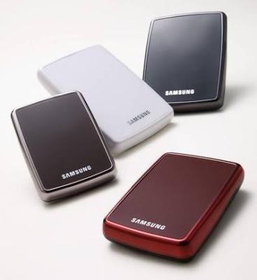 disco duro externo ¨samsung¨ 250 gb