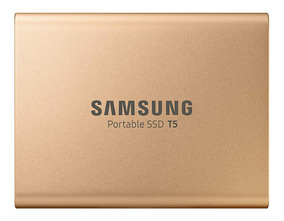 Disco Duro Externo Ssd Samsung T5 500 Gb Usb 3 1