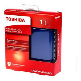 Disco Duro Externo Toshiba 1tb Tera Advance Modelo 2019 New