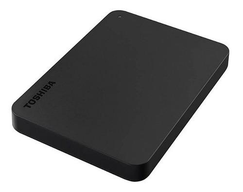 disco duro externo toshiba 1tb usb 3.0 canvio + estuche