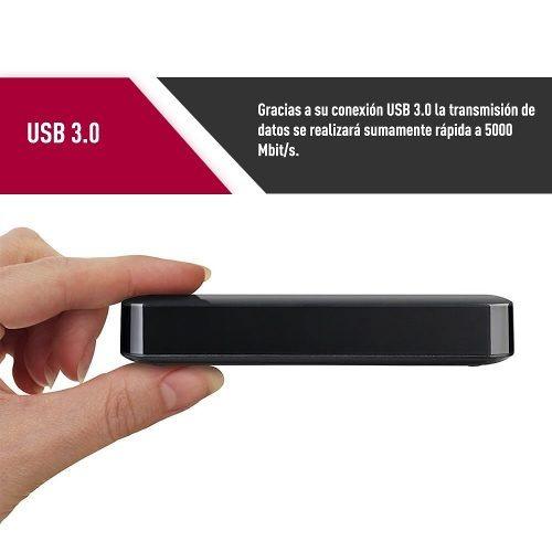 disco duro externo toshiba canvio 2tb usb 3.0 proglobal
