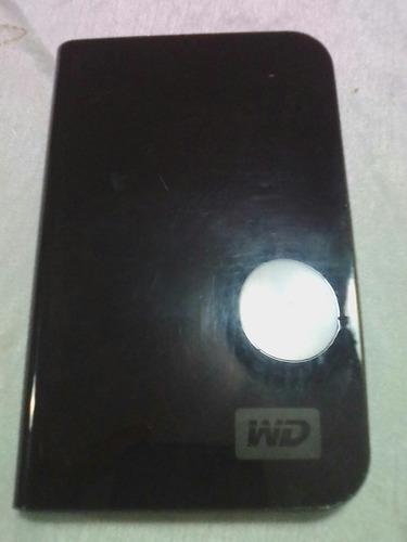 disco duro externo western digital 300 gb 100% operativo