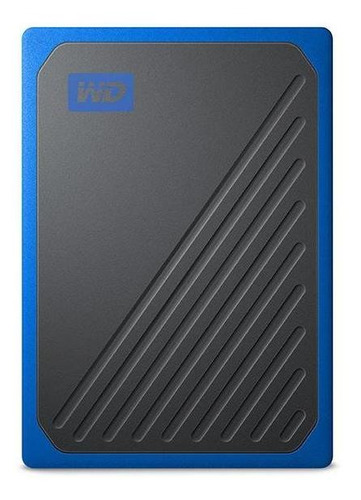 disco duro externo western digital 500gb ssd usb 3.0 negro/a