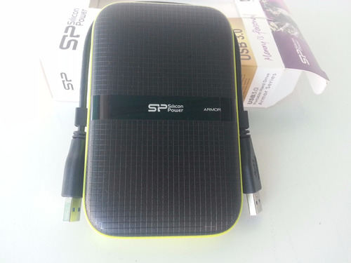 disco duro externo y portatil silicon power 3.0 de 2 tera