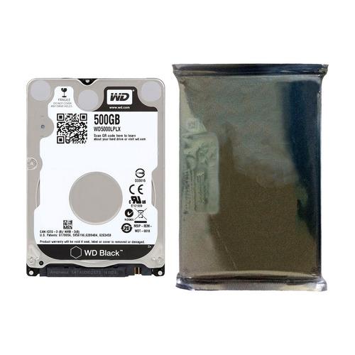 disco duro hdd 2.5'' 7mm wd black 500gb 32mb 7200rpm sata