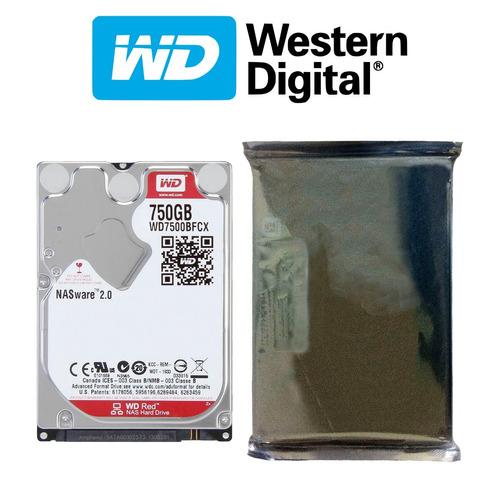disco duro hdd 2.5'' 9.5mm wd red 750gb 5400rpm sata 3.0