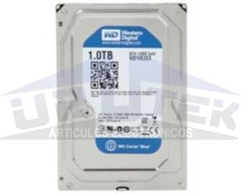 disco duro hdd 3.5 western digital blue 1tb sata3 7200 rpm