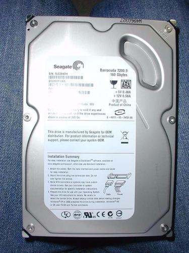disco duro hdd160gb oferton a1!