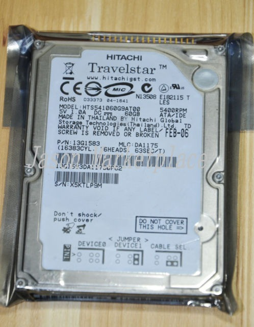 HTS541060G9AT00 64BIT DRIVER DOWNLOAD