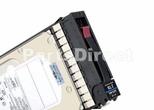 disco duro hp ml dl  2tb  sata  3.5  7200 pm